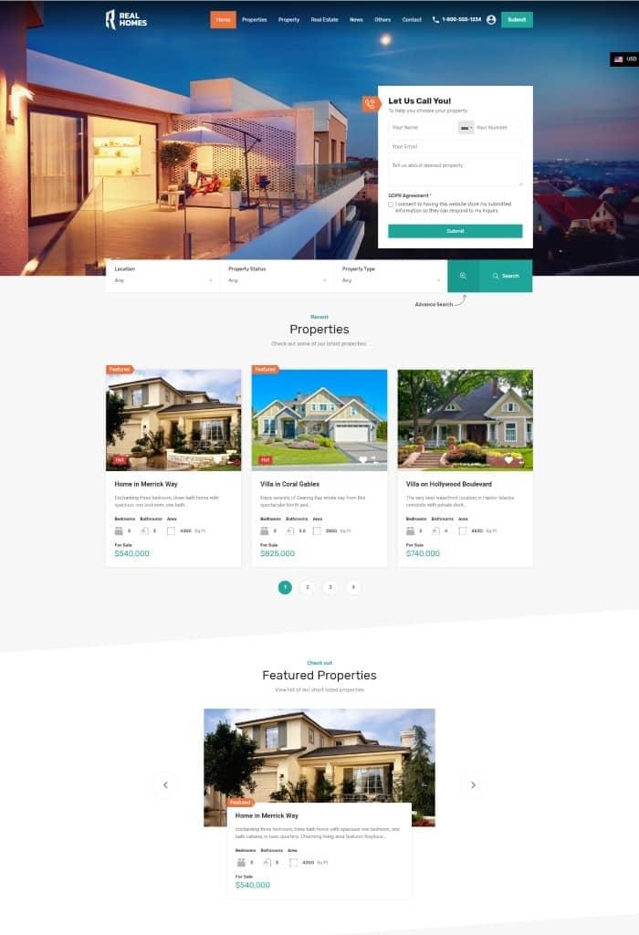 properties full 1
